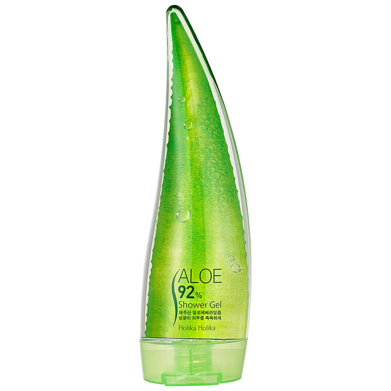 Gel de dus cu 92% Aloe Vera, 250ml Holika Holika