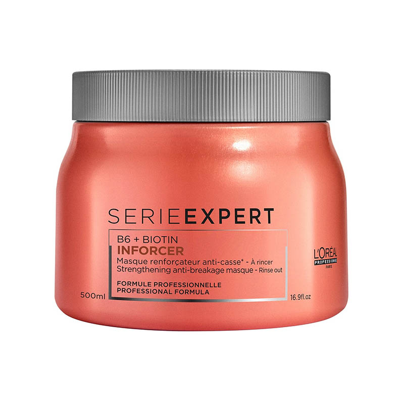 Masca fortifianta anti-rupere Serie Expert INFORCER  LOreal Professionnel