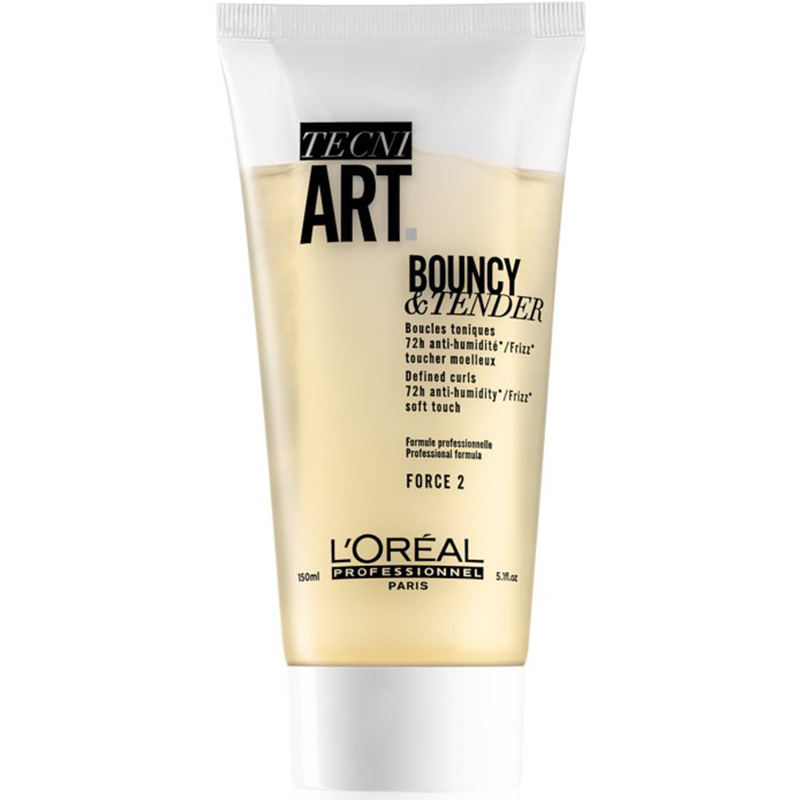 Crema anti-umiditate si anti-electrizare TNA19 BOUNCY & TENDER 150ml LOreal Professionnel